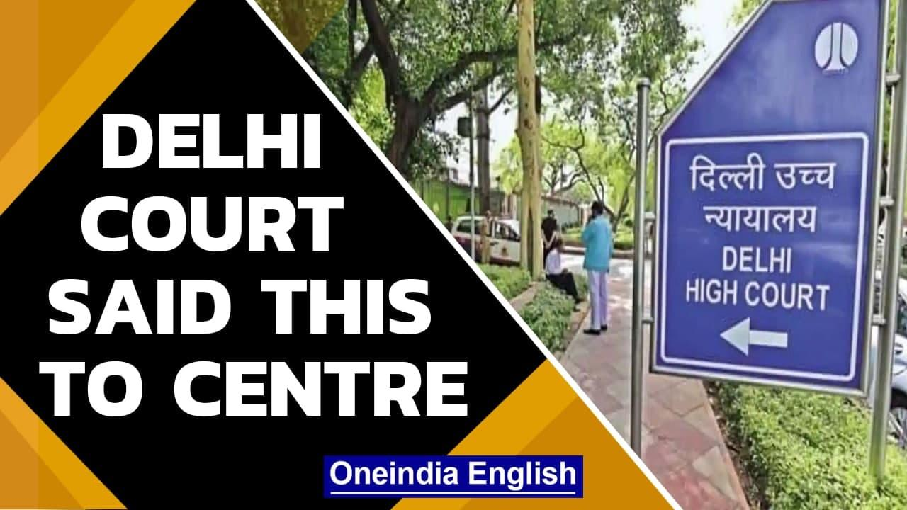 Delhi HC says 'difference between right to protest and terror activity'  Oneindia News