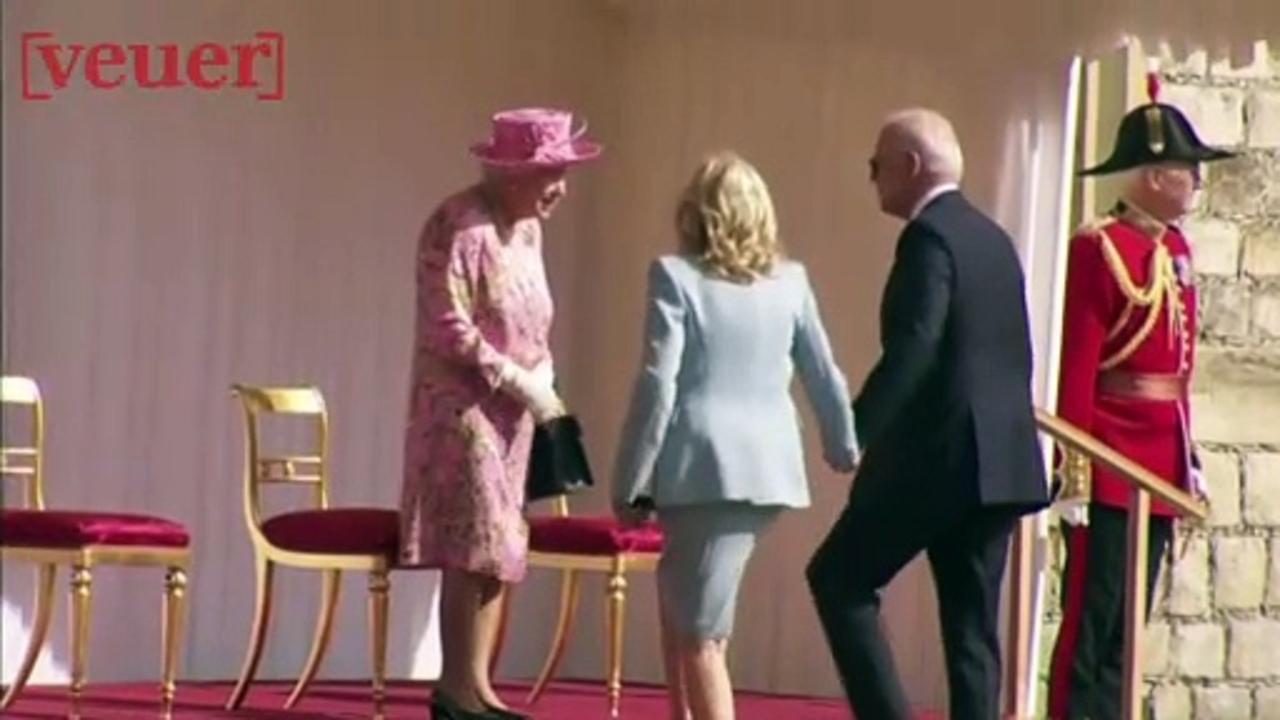 Did President Biden Break Protocol When Meeting with the Queen?