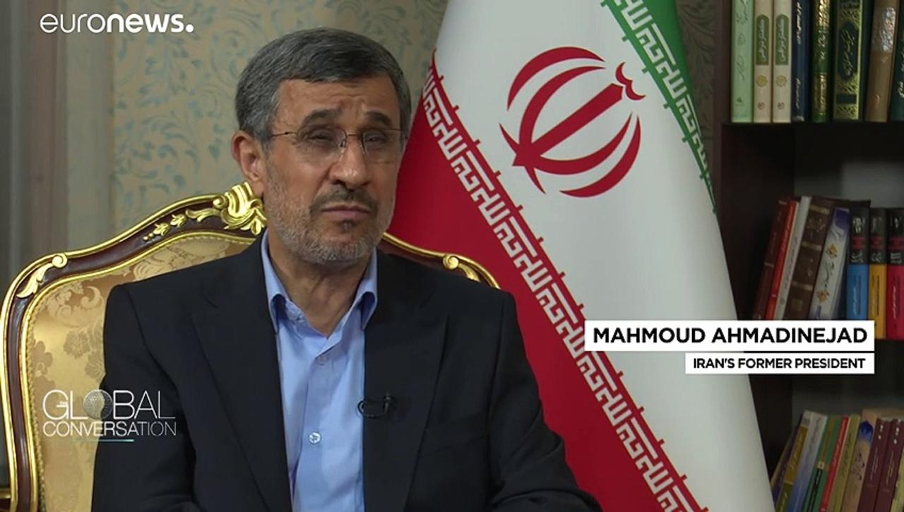 Ahmadinejad urges Biden to 'use his chance' to repair Iran relations