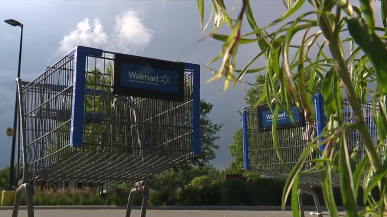 South Euclid police still looking for man who attacked woman in Walmart parking lot