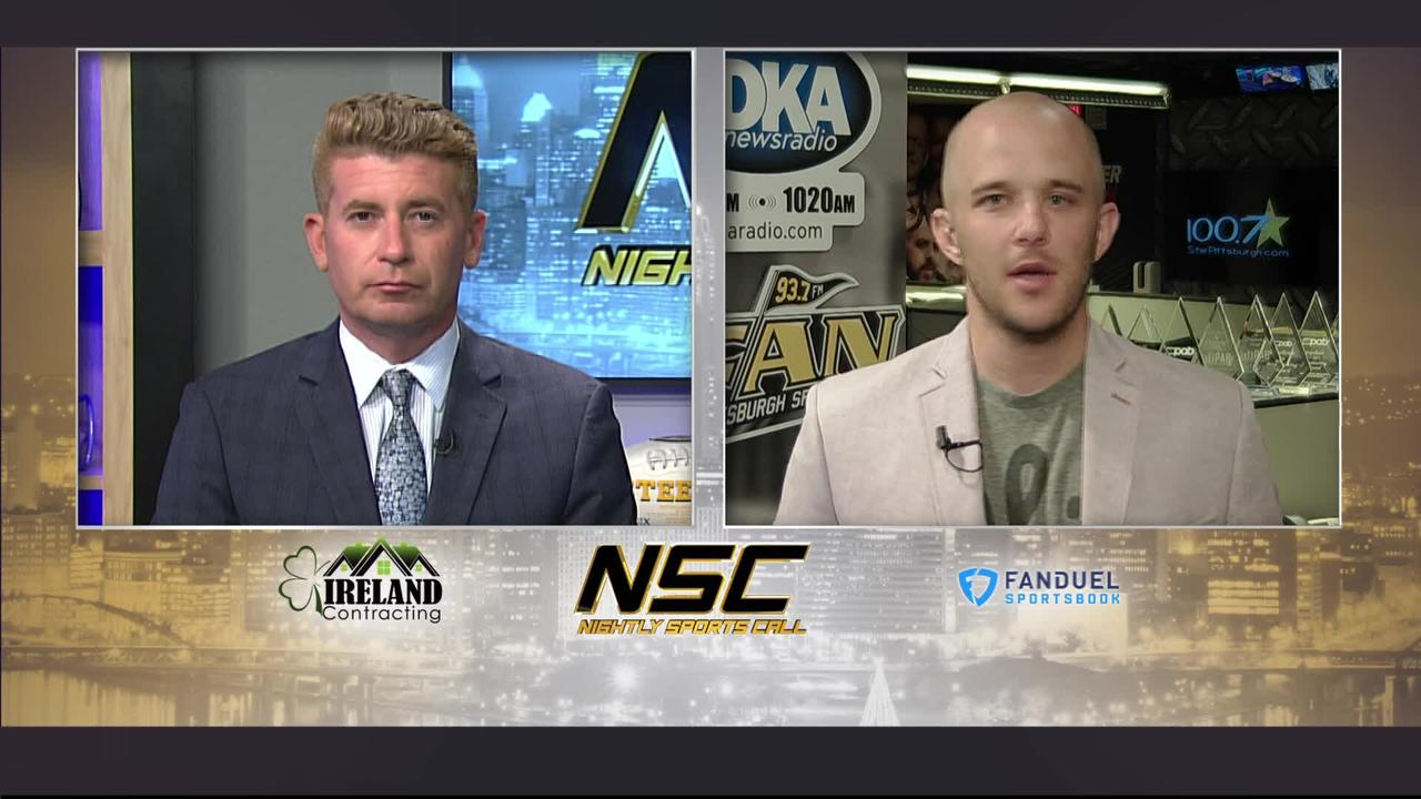 Ireland Contracting Nightly Sports Call: June 14, 2021 (Pt. 1)