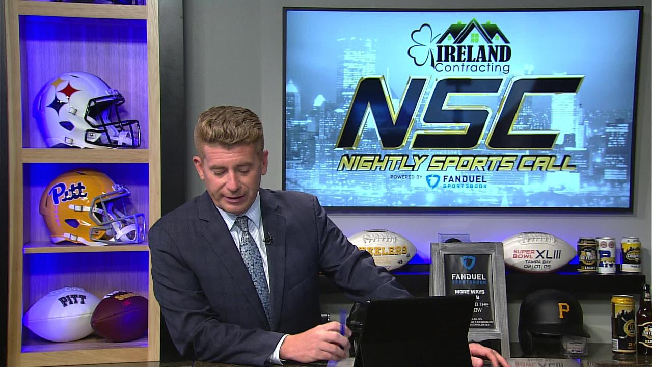 Ireland Contracting Nightly Sports Call: June 14, 2021 (Pt. 2)