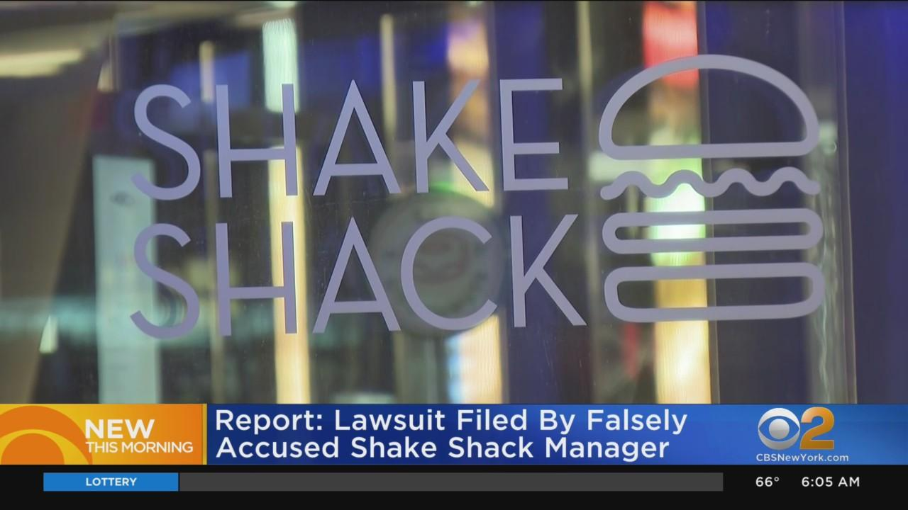 Report: Shake Shack Manager Sues NYPD