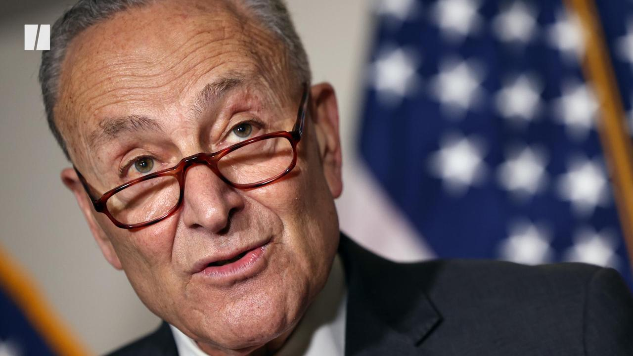 Schumer: Sorry For Using 'Hurtful Language'