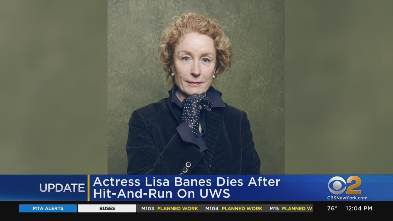 Actress Lisa Banes Dies Following Hit-And-Run On UWS