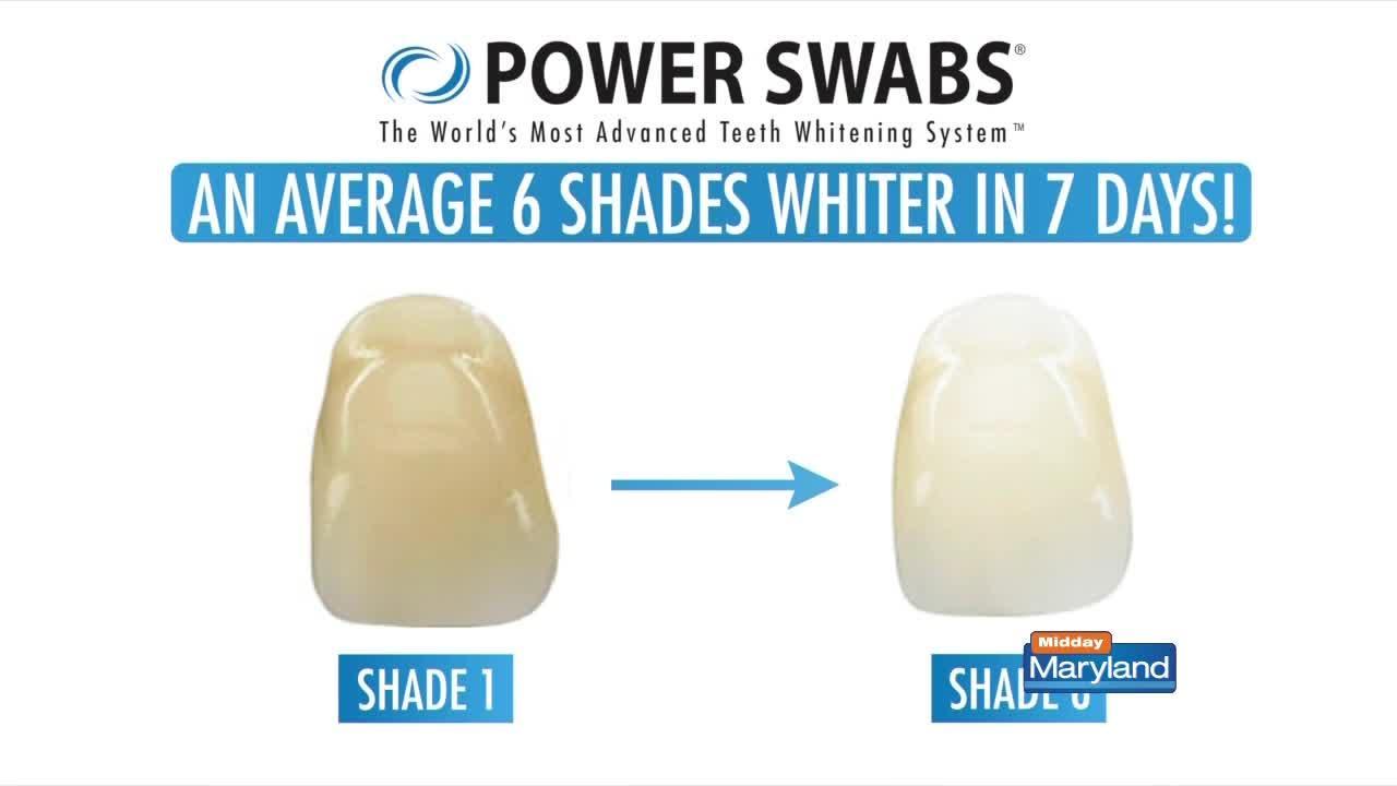 Power Swabs - June 15, 2021