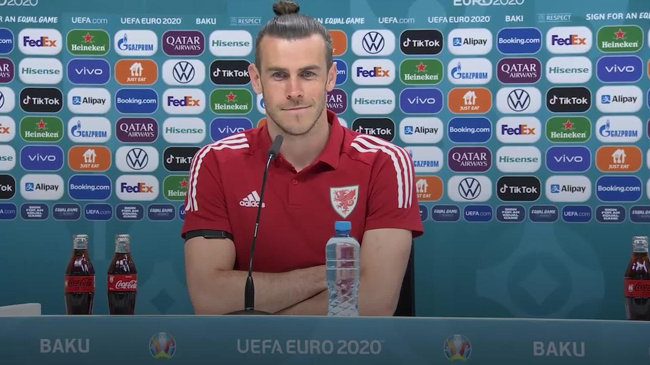 Gareth Bale says Turkish support will spur on Wales players in Baku