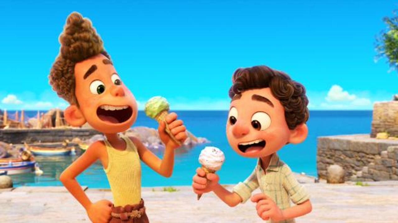 Pixar's 'Luca' looks at identity, friendship