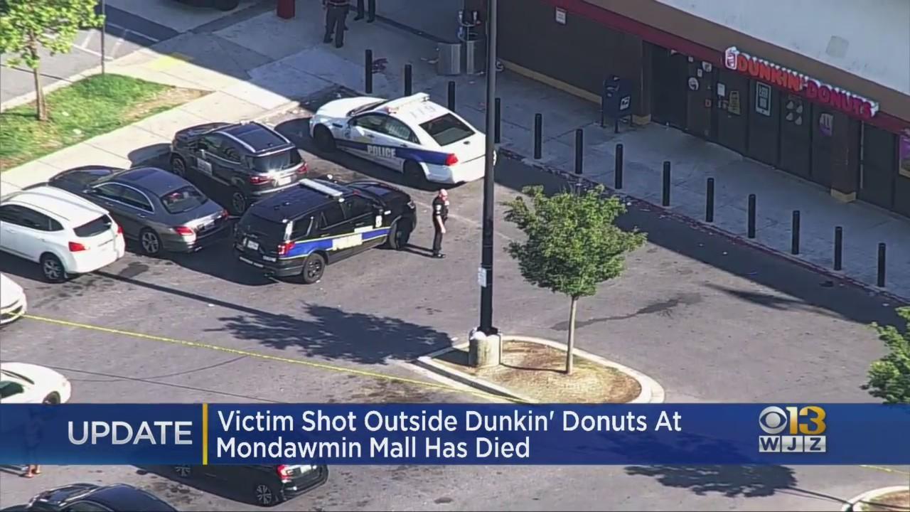 Man Dies After Mondawmin Mall Shooting Monday