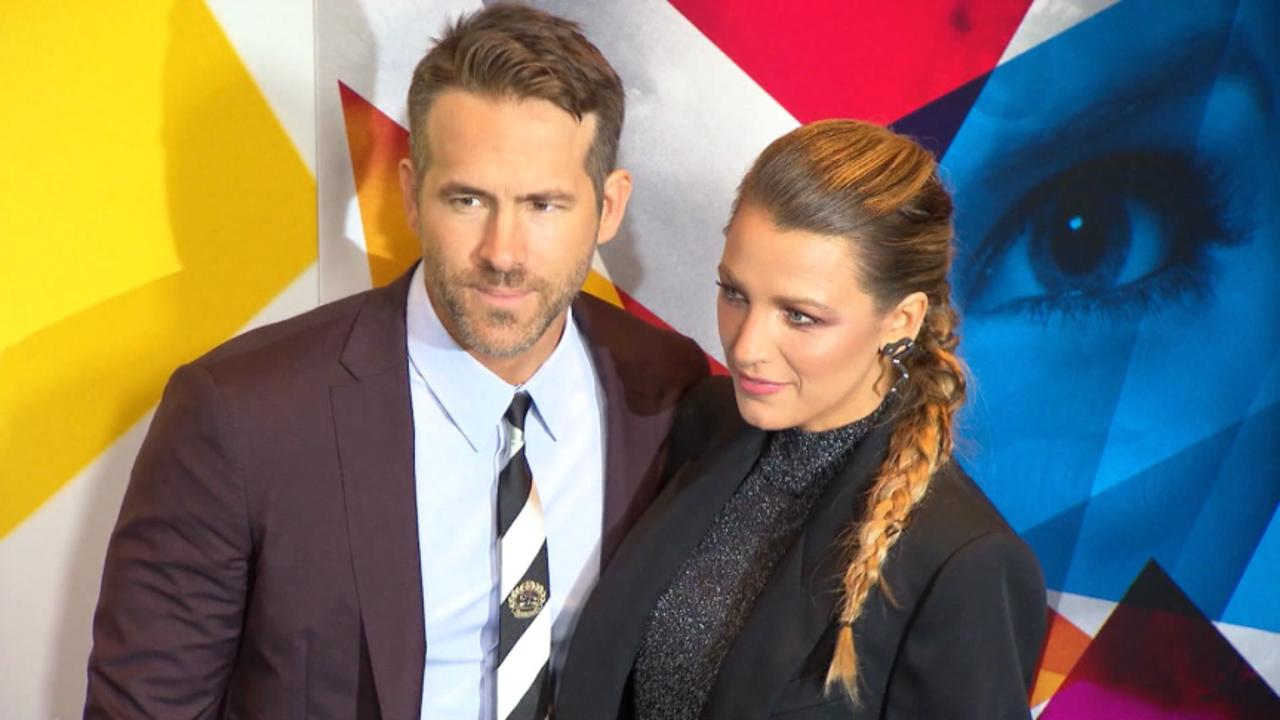 Daily Download: Ryan Reynolds Shares Story Of How He And Blake Lively Got Together