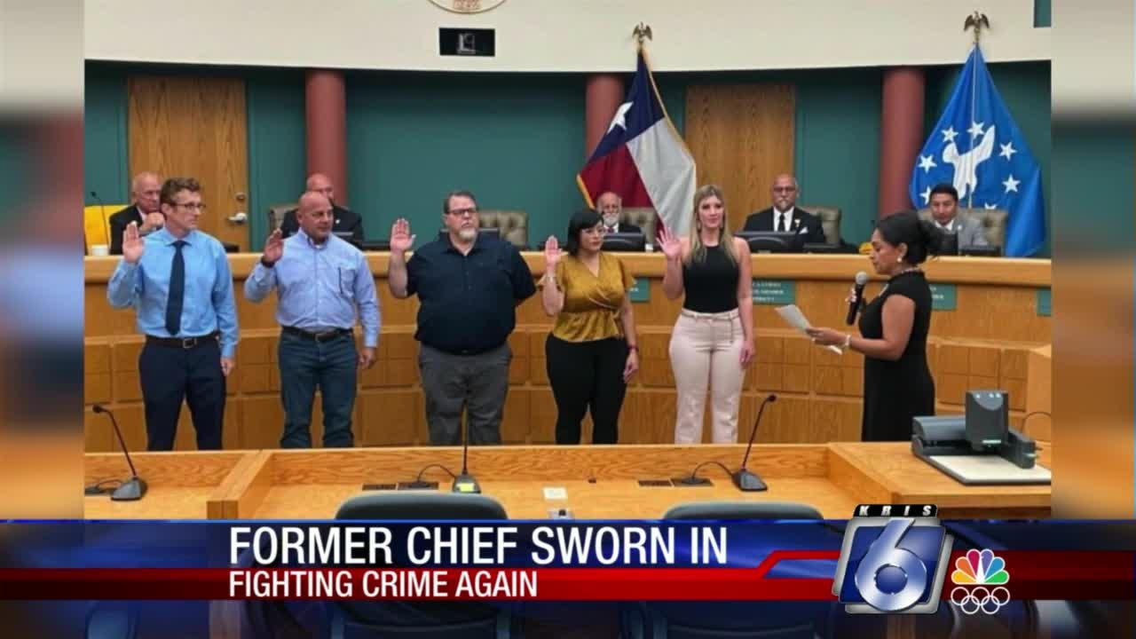 Former chief named to Crime Control and Prevention District