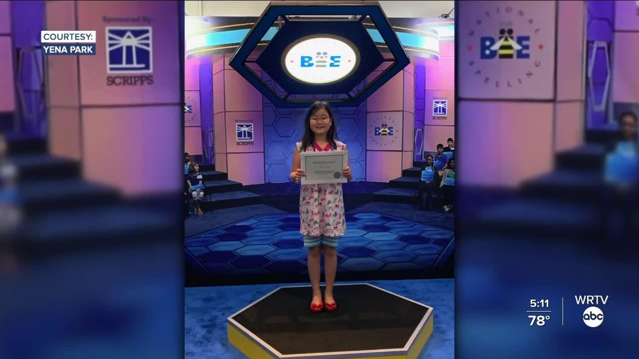 Quarterfinal Round of the Scripps Spelling Bee