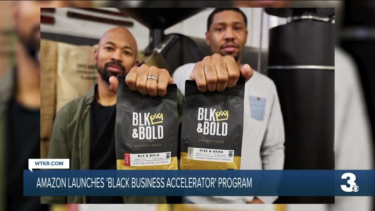 Amazon launches 'Black Business Accelerator' program