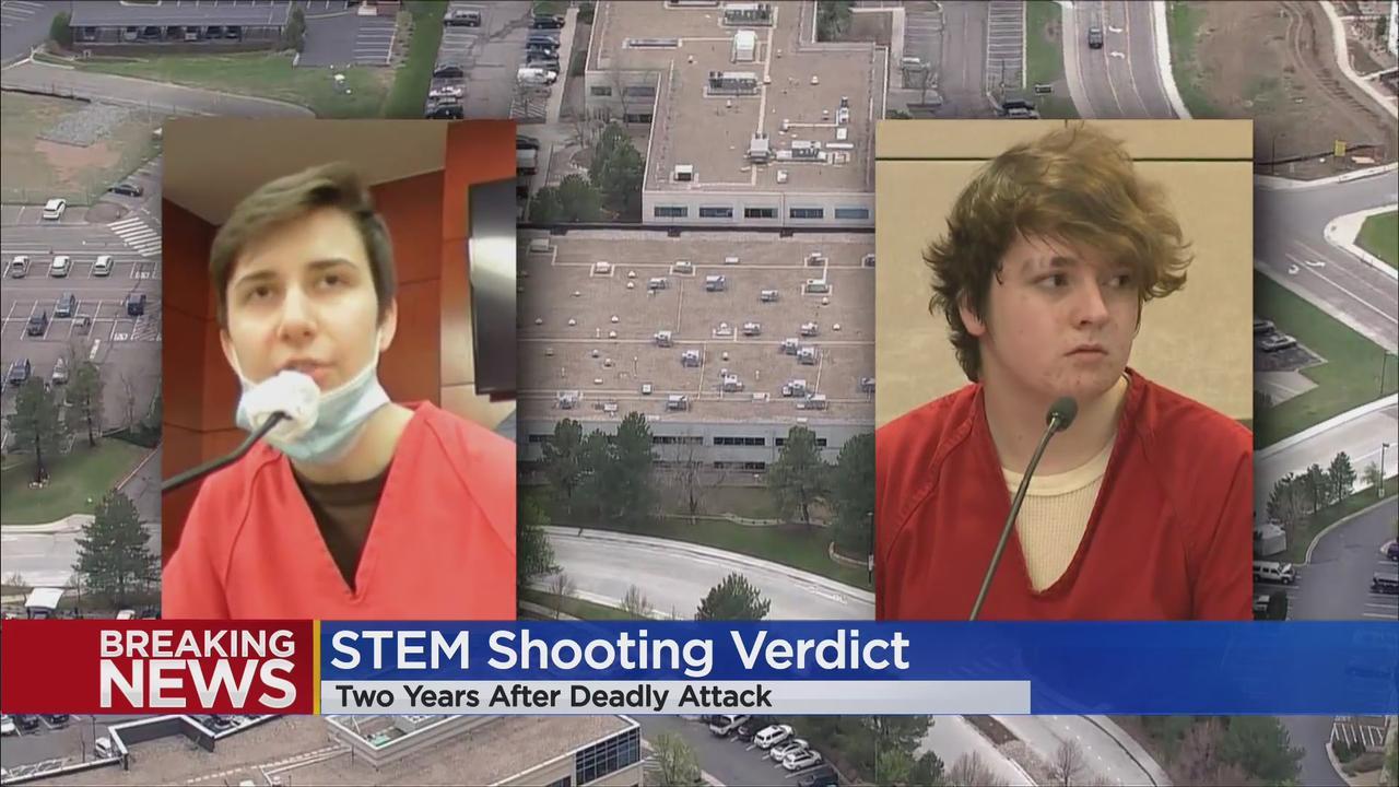 Jury Finds Devon Erickson Guilty Of Murder In STEM School Shooting Trial