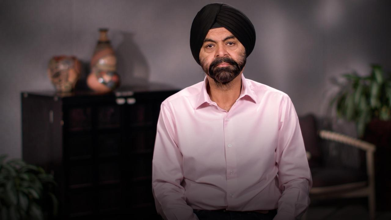 Financial inclusion, the digital divide and other thoughts on the future of money | Ajay Banga