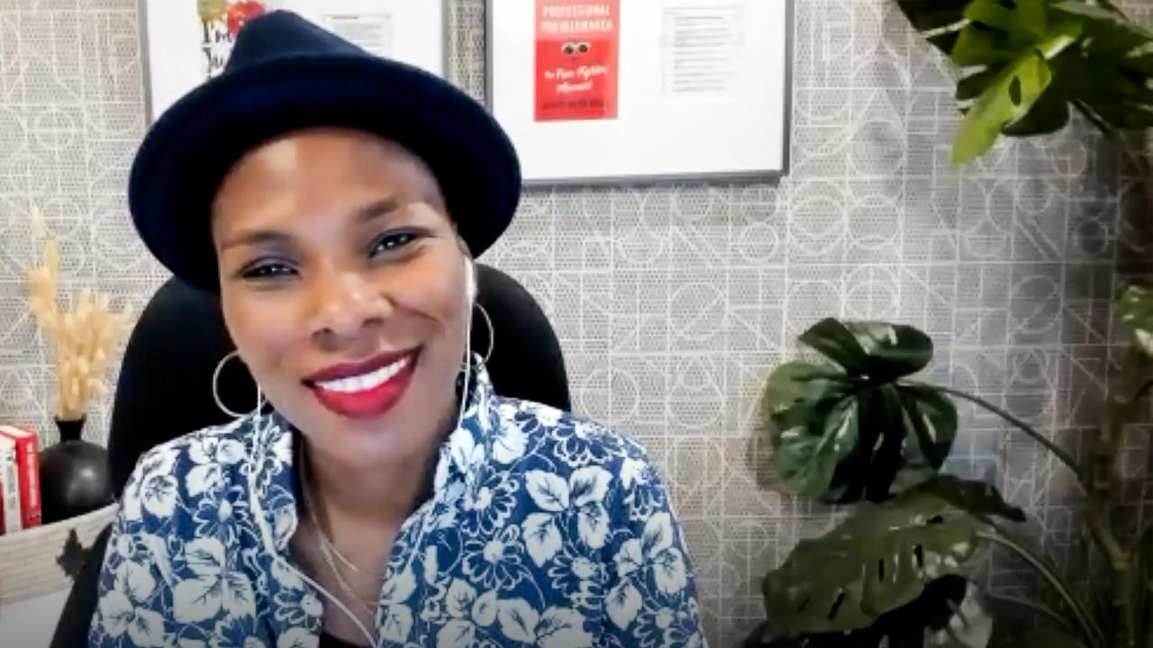How to be a professional troublemaker   Luvvie Ajayi Jones