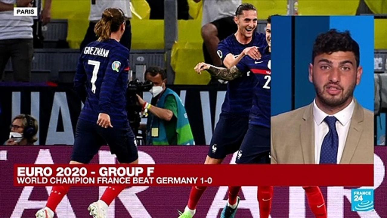 World champions France open Euro 2020 campaign with win over Germany