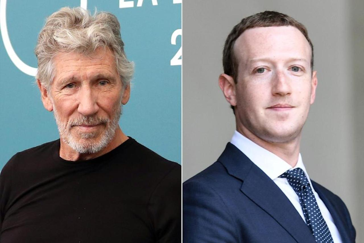 Roger Waters Rejects Facebook's Offer To Use Pink Floyd Song, Slams Mark Zuckerberg