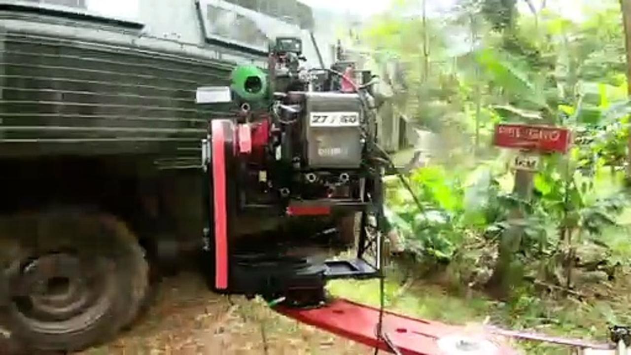 F9  Movie Behind The Scenes – Peligro Minas