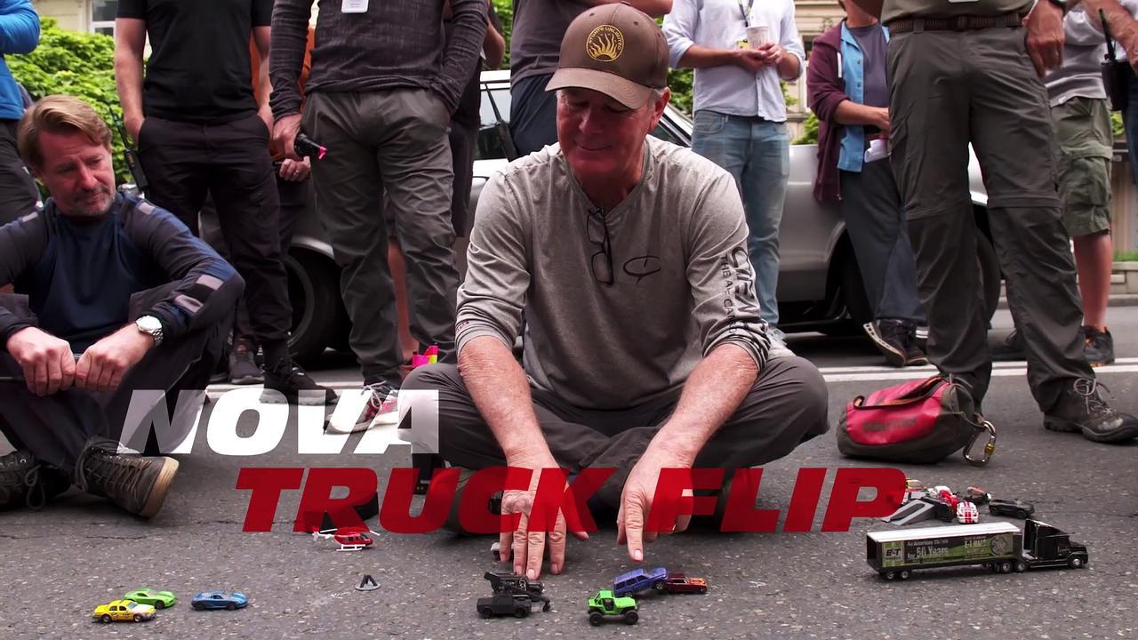 F9 Movie – Nova Truck Flip