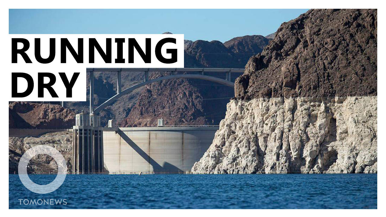 Hoover Dam's Lake Mead Reaches All-Time Low