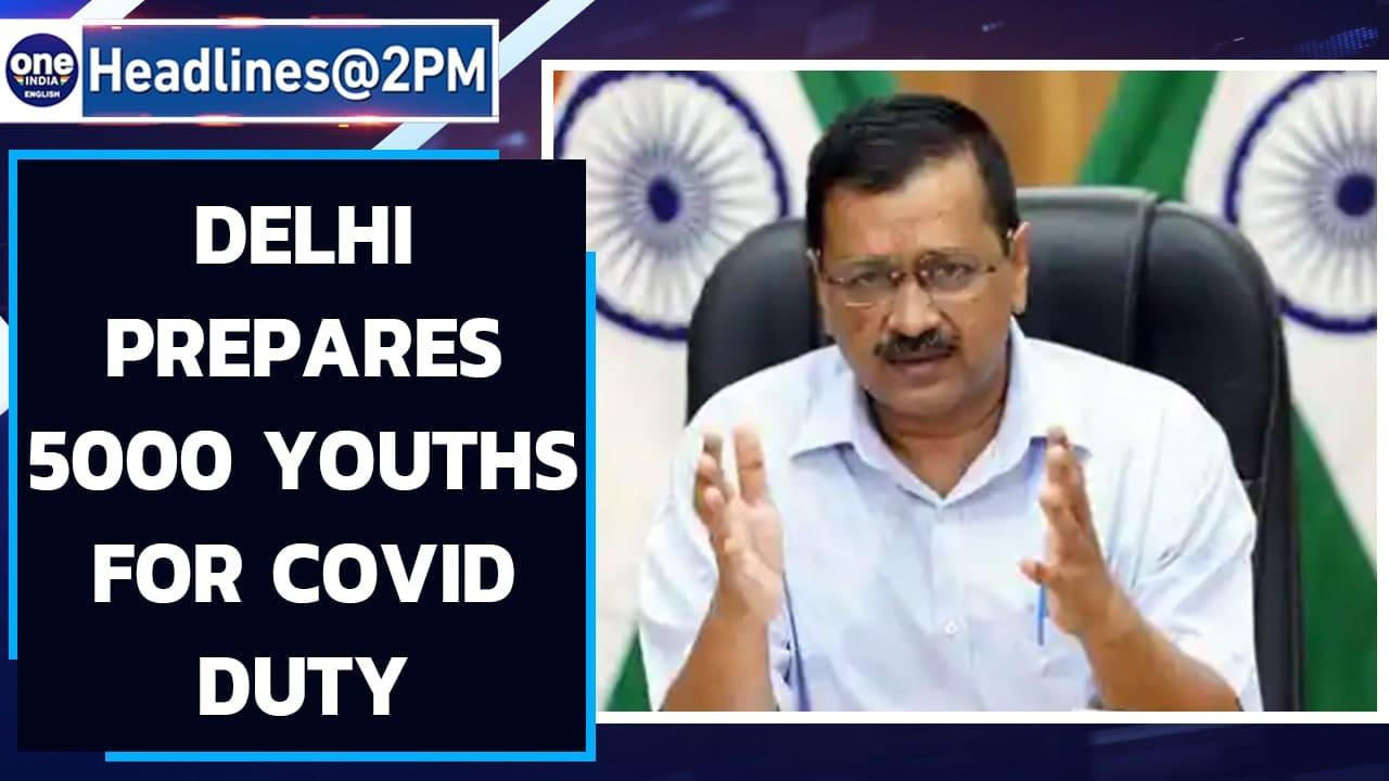 Delhi prepares 5000 youths for Covid duty ahead of third wave: Details | Oneindia News