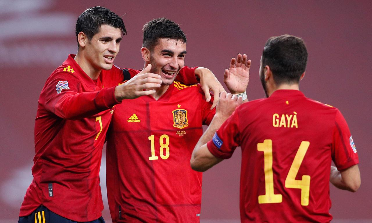 Euro 2020: Spain search for consistency under Luis Enrique
