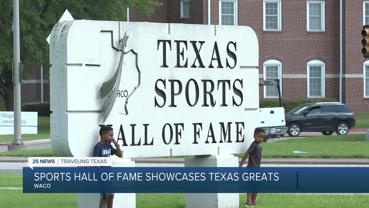 Traveling Texas with Ann Harder: Texas Sports Hall of Fame