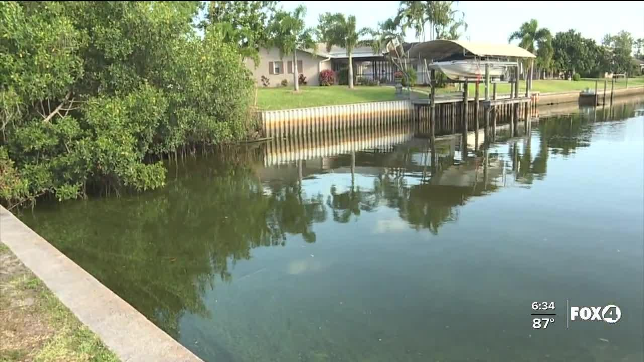 Lee Commission awards contract to respond as needed to harmful algae blooms