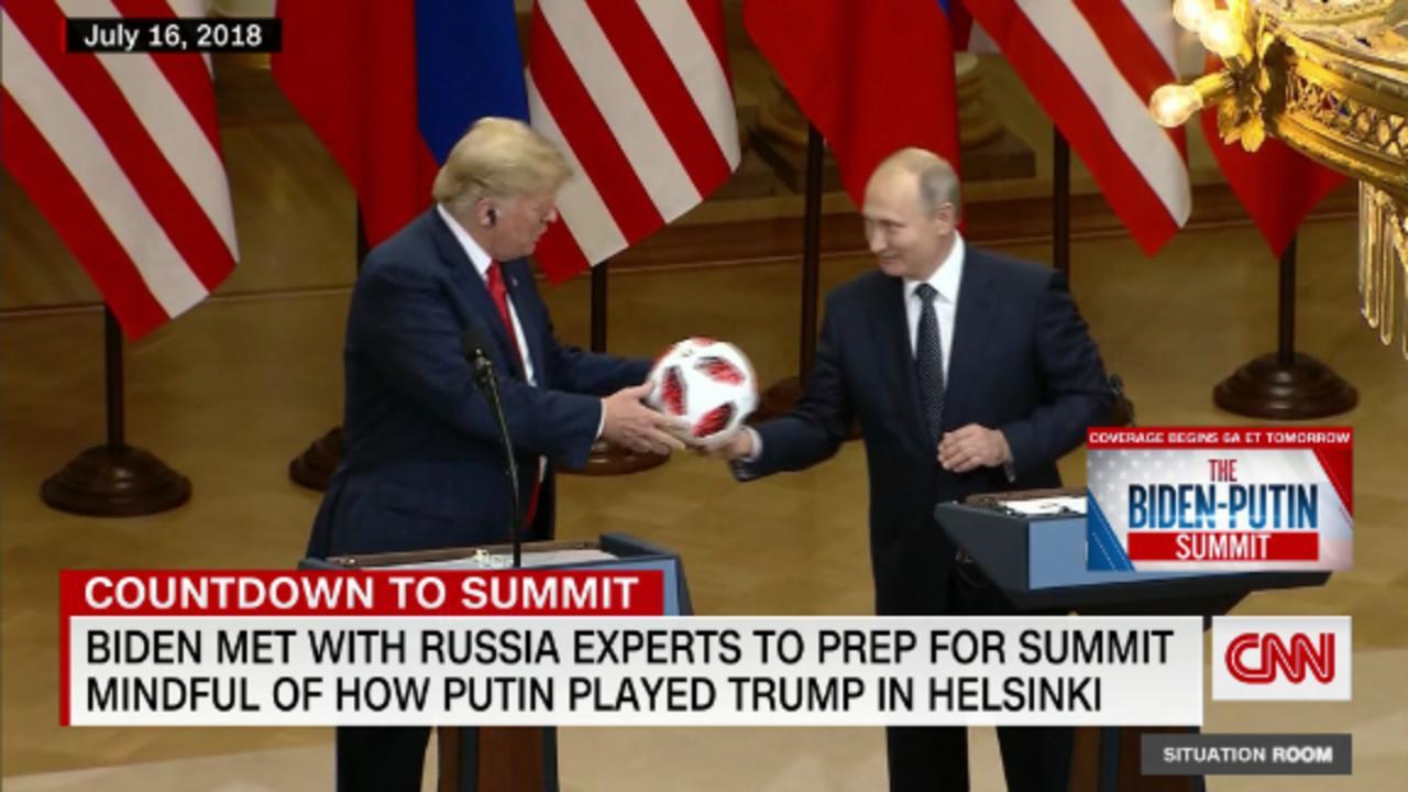 Biden-Putin summit: Helsinki's shadow