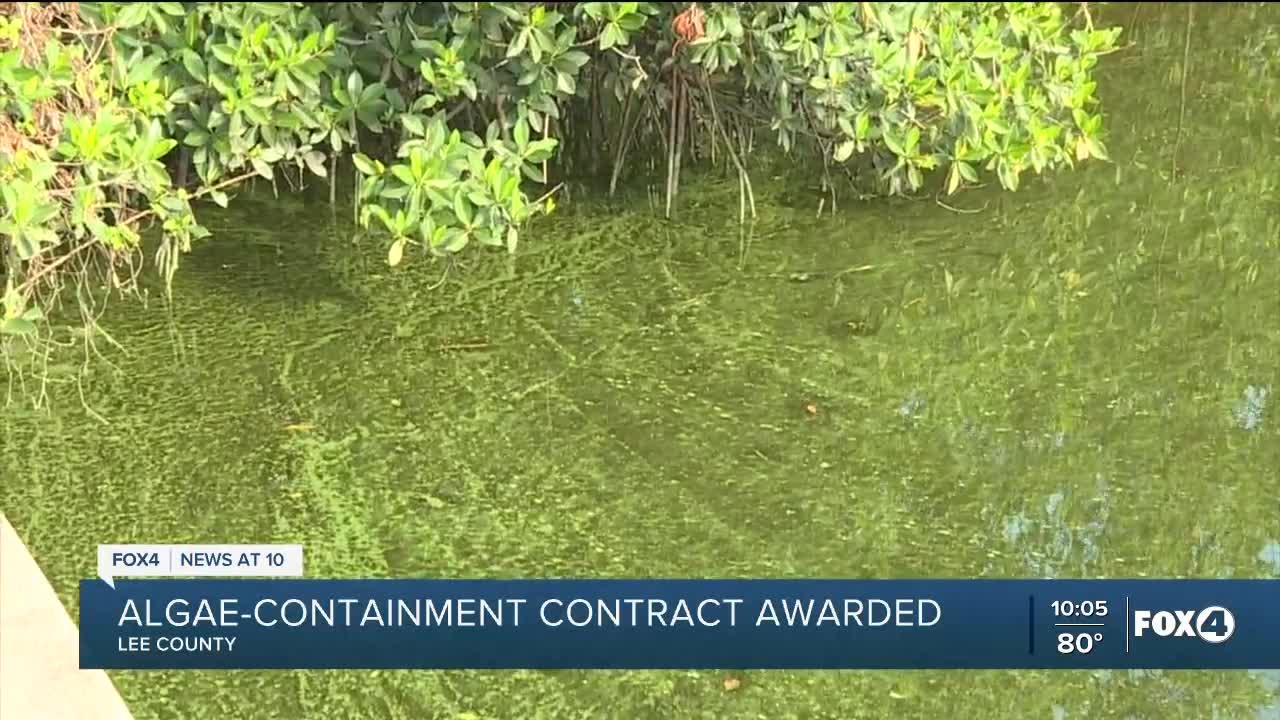 Cost of blue green algae cleanup of 2018