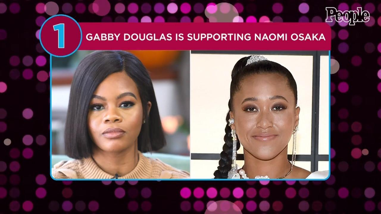 Gabby Douglas Shares Support for Naomi Osaka, Says Last Olympics 'Really Did a Number on Me'