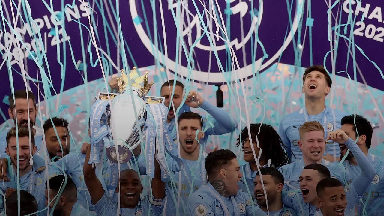 Pep Guardiola's Manchester City handed Tottenham trip in Premier League opener