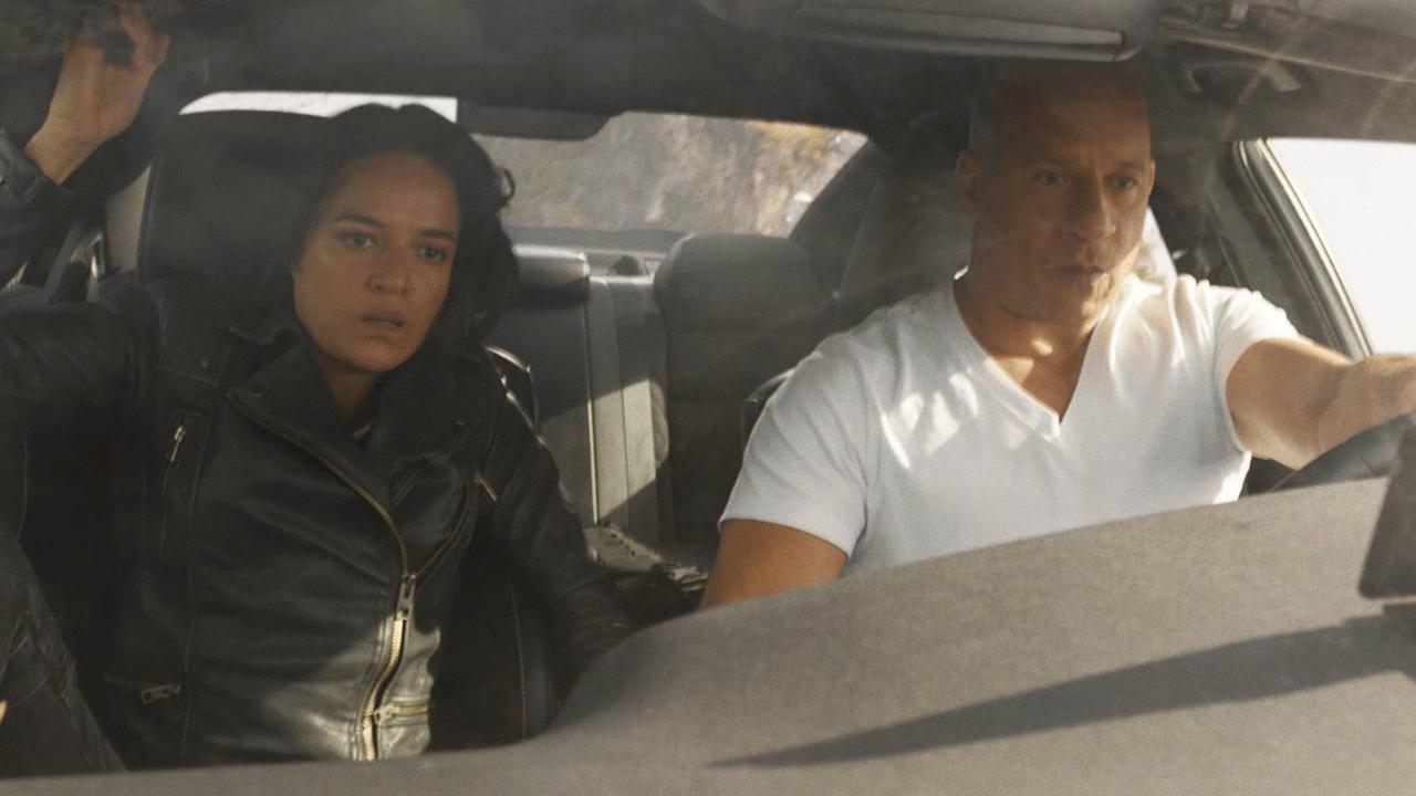 'Fast And Furious 9': Tarzan Swing Clip