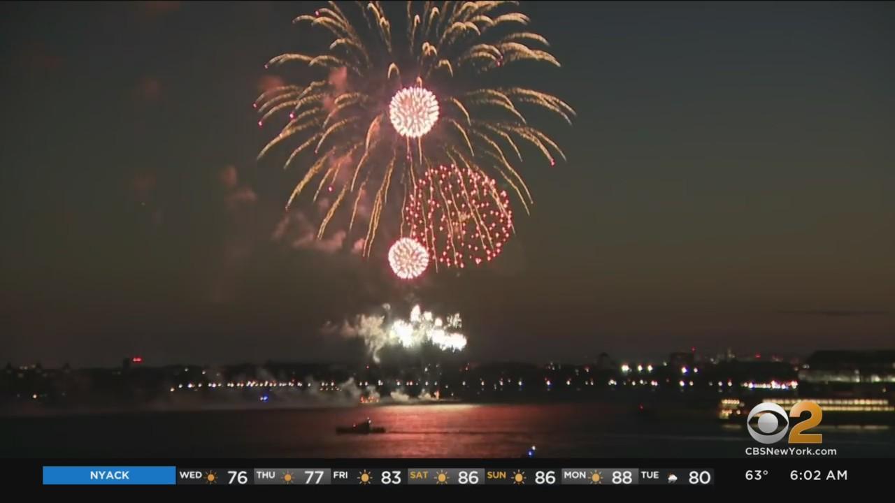 N.Y. Celebrates Easing COVID Restrictions