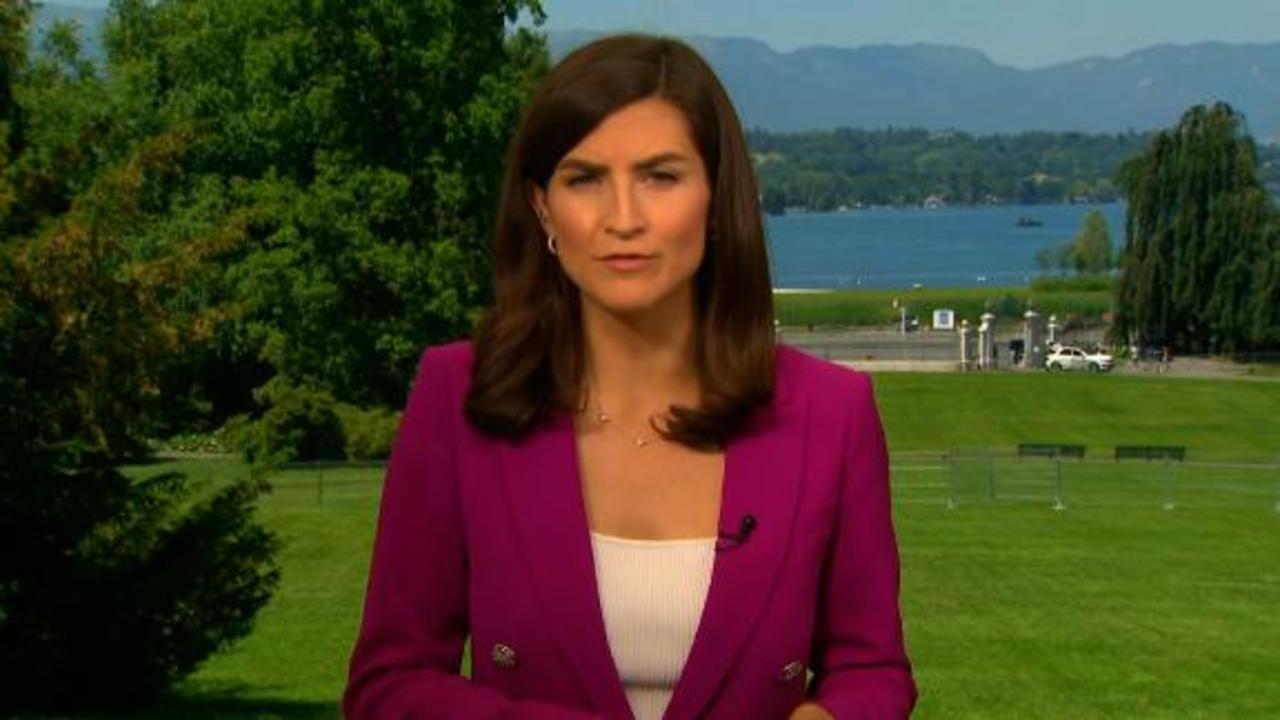 Collins: 'Combative exchanges' between Russian and US press corps