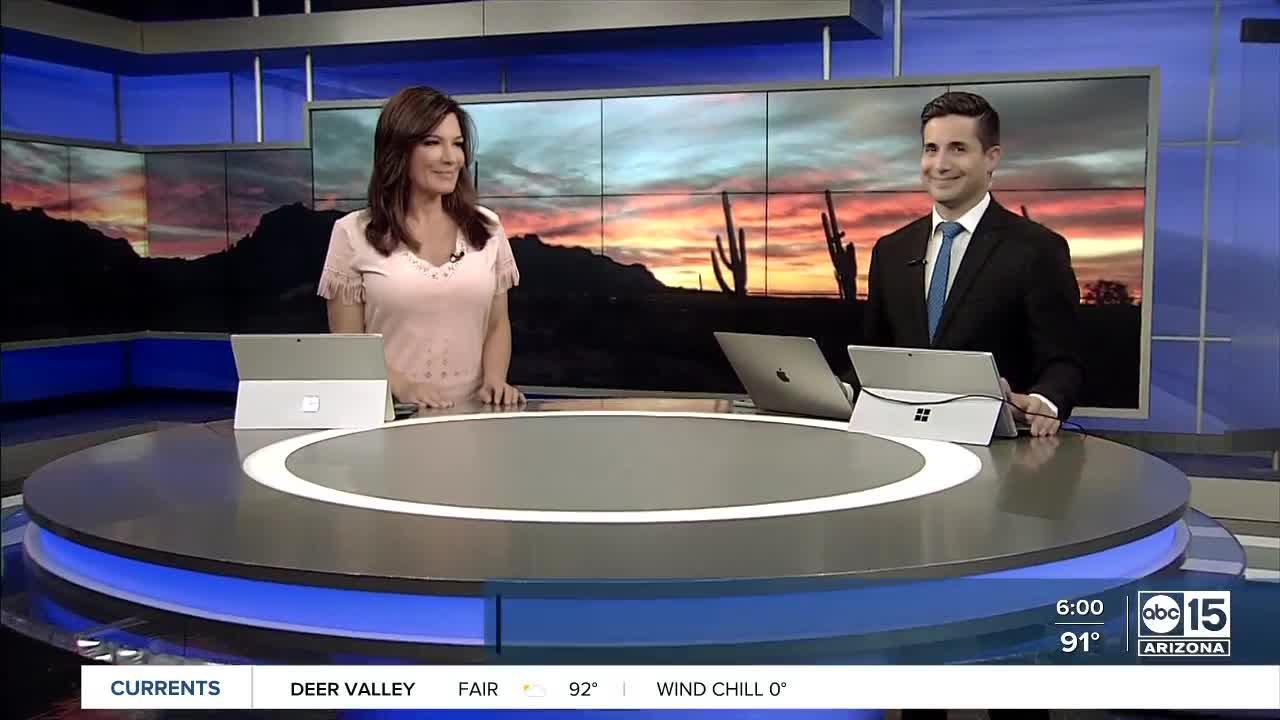 Full Show: ABC15 Mornings   June 16, 6am