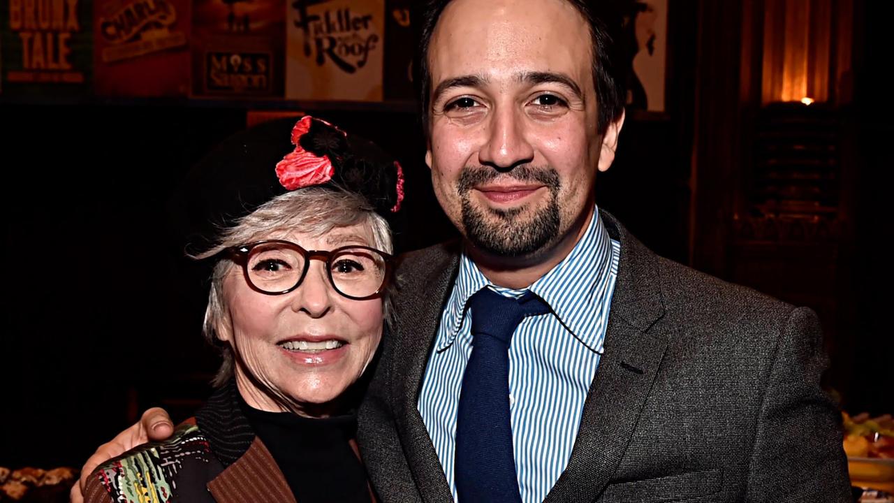 Rita Moreno defends Lin-Manuel Miranda over In the Heights colourism controversy