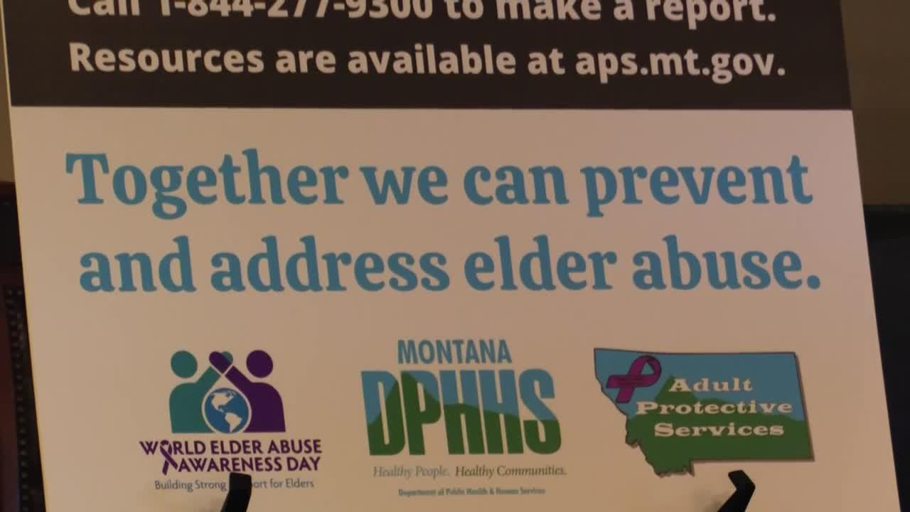 Report: Elder Abuse in Montana hits record numbers