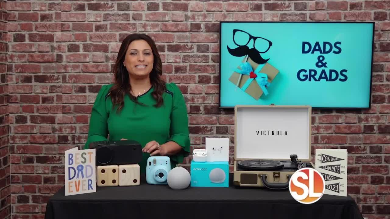 Limor Suss has fun gift ideas for dads and grads