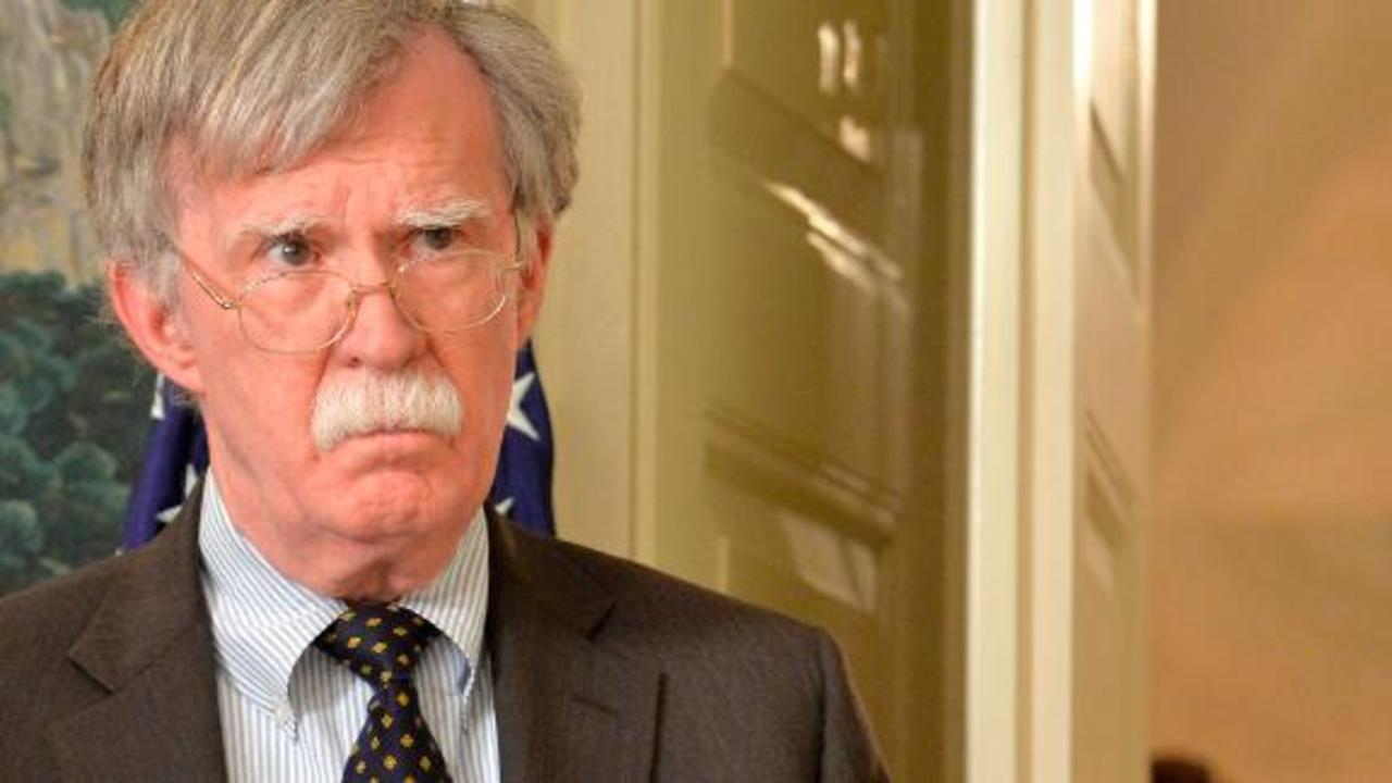 Bolton details damning allegations against Trump in book (2020)