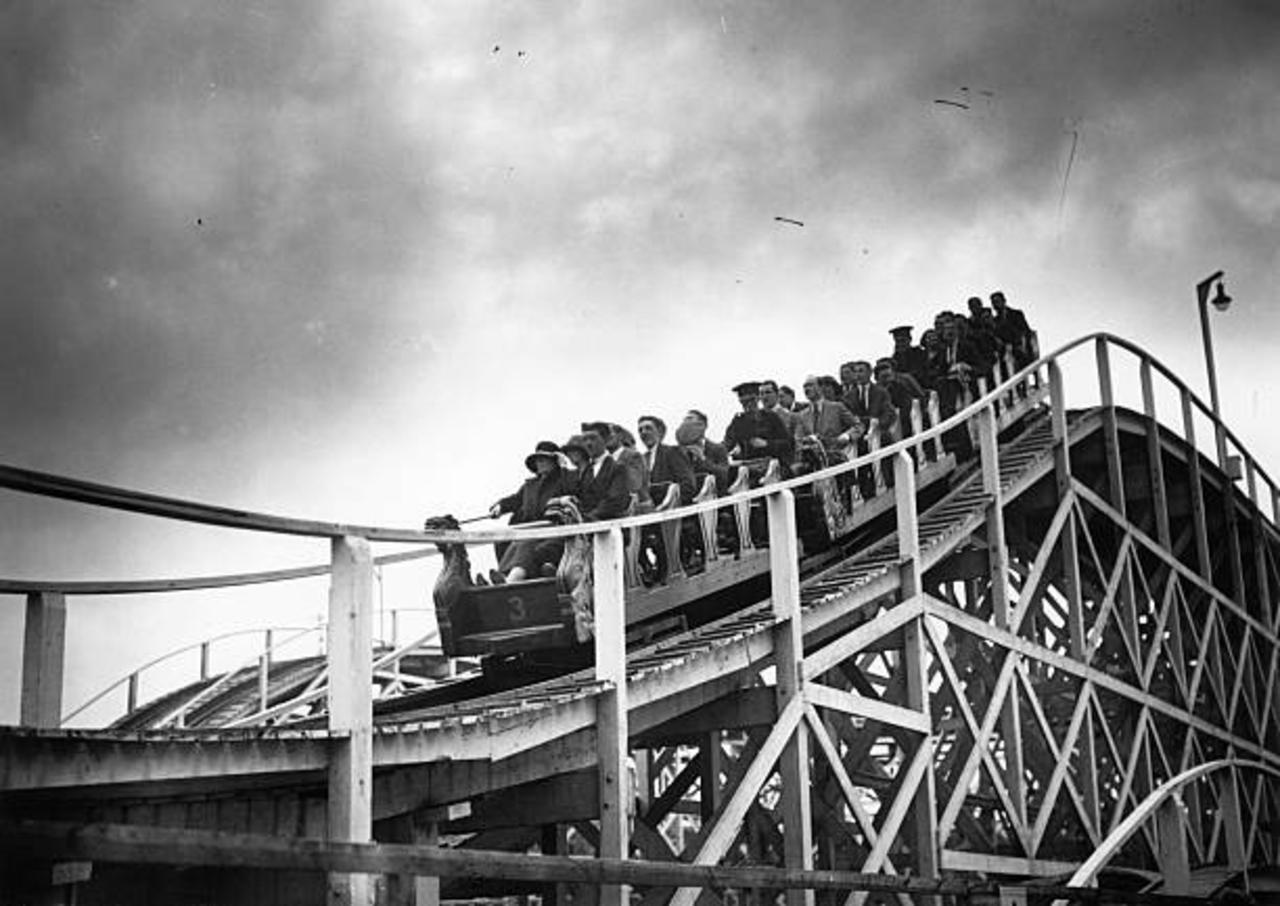 This Day in History: First Roller Coaster in America Opens