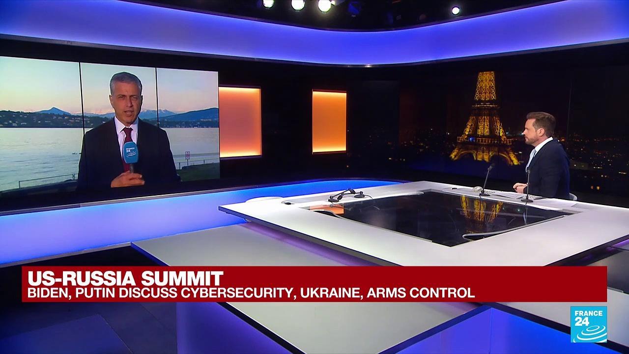 Biden, Putin hail positive talks, but US warns on cyber warfare
