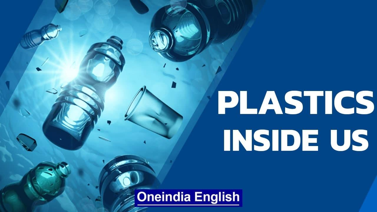 Plastic remnants in the body can have unknown effects on health | Oneindia News