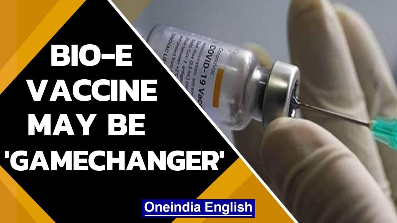 Biological-E vaccine may have 90% effectiveness, says govt panel | Oneindia News