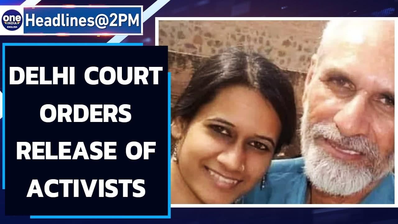 Delhi court orders release of jailed activists, police accused of delay | Oneindia News