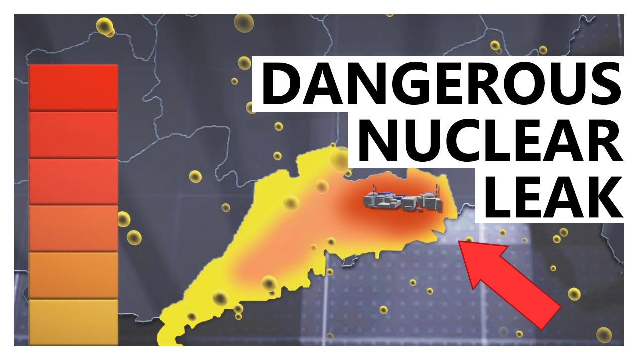 Radiation Leak at China's Taishan Nuclear Plant