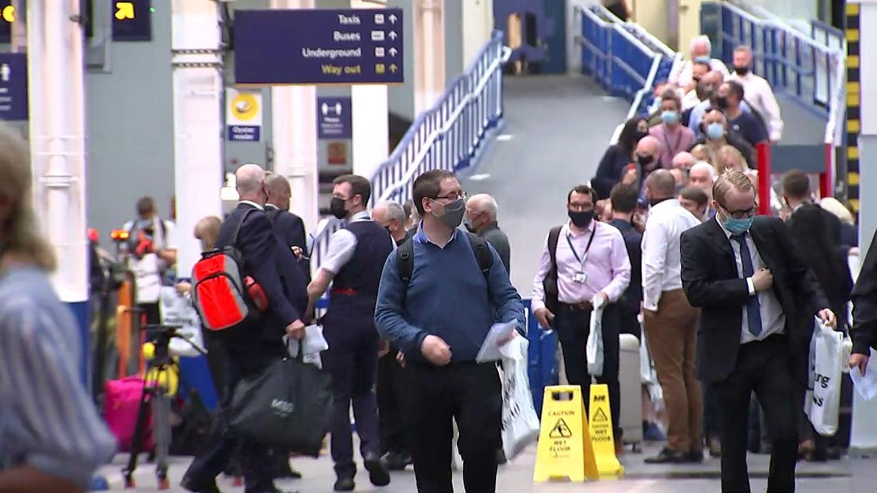 Fastest London to Glasgow train journey attempt begins