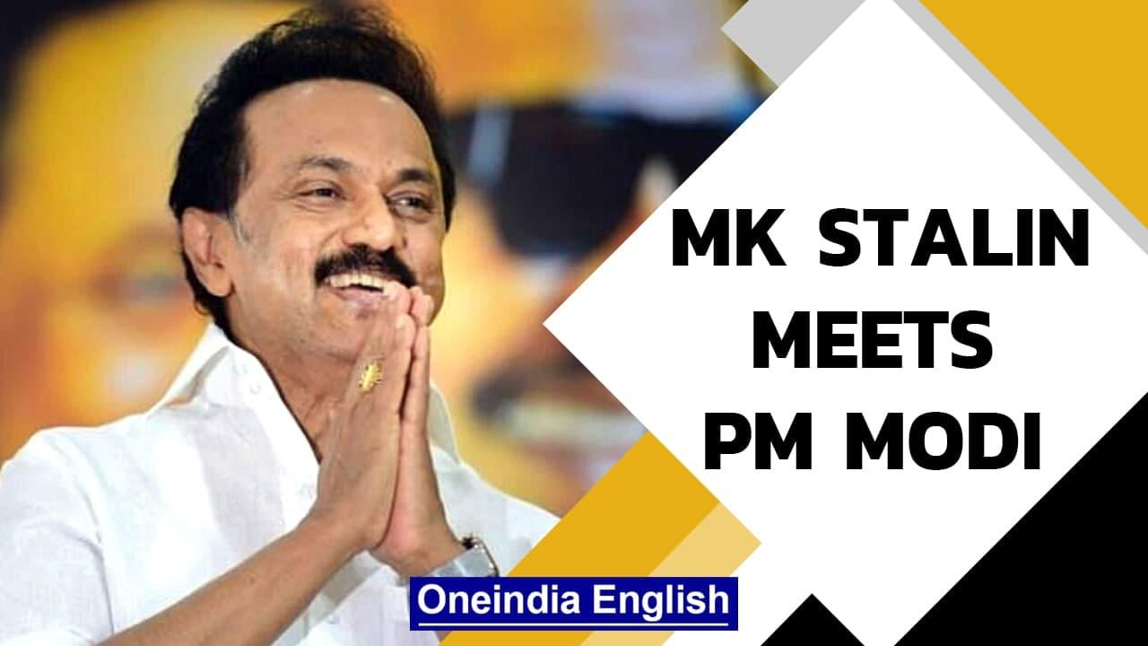 MK Stalin meets PM Modi | Did Stalin get special welcome? | What was discussed? | Oneindia News