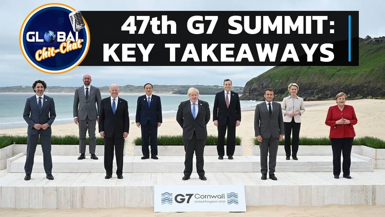 G7 Summit: World leaders meet in person, what is the significance| Global Chit-chat | Oneindia News